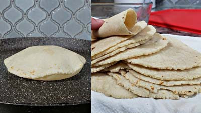 How To Make Tortillas Soft?