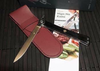 Shun Folding Steak Knife