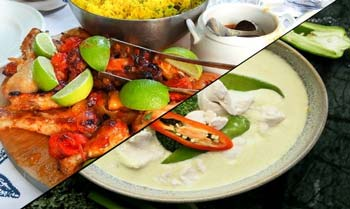 Comparing Thai Curry vs Indian Curry