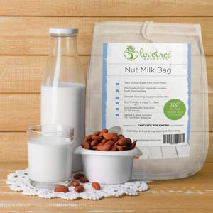 What is A Nut Milk Bag?