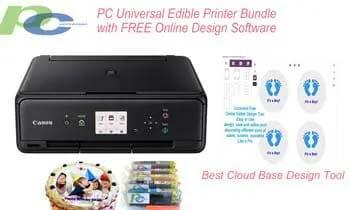 Edible Printer Bundle- by PC Universal