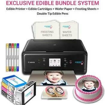 Icinginks Cake Printer - Best Cake Image Printer
