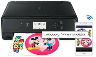 Lxhcoody For Canon TS5060 Cake Printer Machine