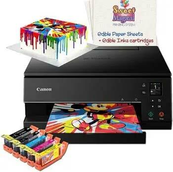 SWEET & MAGICAL Birthday Cake Printer Bundle