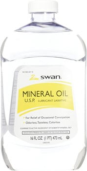 Swan Mineral Oil
