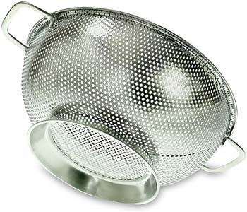 Priority Chef 3-Quart Stainless Steel Colander