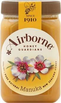 Airborne (New Zealand) Manuka Honey