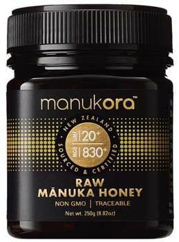 Manukora UMF 20+/MGO 830+ Raw Mānuka Honey