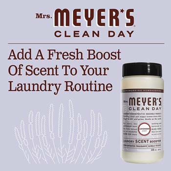 Mrs. Meyer's Clean Day Laundry Scent Booster